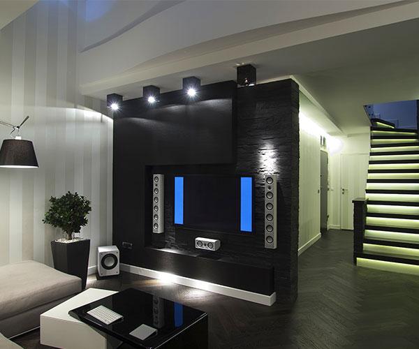 Lighting Control Av Home Automation